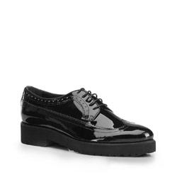 Buty damskie, czarny, 87-D-100-1-38_5, Zdjęcie 1