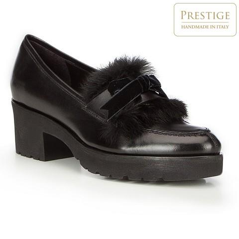 Buty damskie, czarny, 87-D-101-1-35, Zdjęcie 1