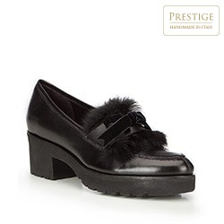 Buty damskie, czarny, 87-D-101-1-38, Zdjęcie 1