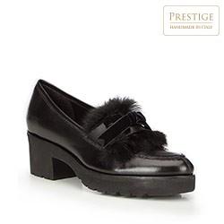 Buty damskie, czarny, 87-D-101-1-38_5, Zdjęcie 1