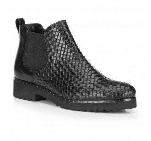 Buty damskie, czarny, 87-D-104-1-35, Zdjęcie 1