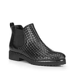 Buty damskie, czarny, 87-D-104-1-37, Zdjęcie 1
