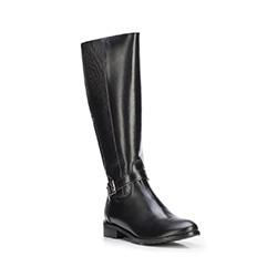 Buty damskie, czarny, 87-D-201-1-38, Zdjęcie 1