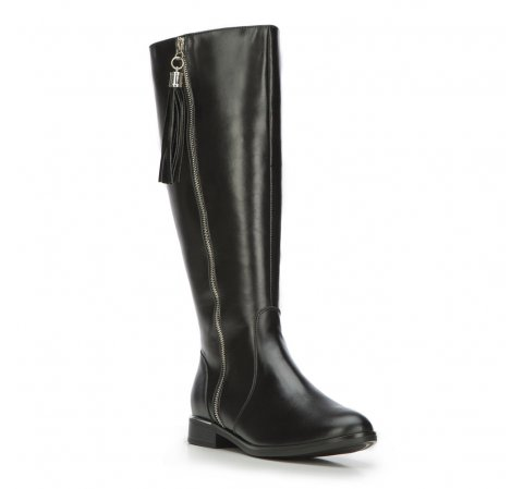Buty damskie, czarny, 87-D-202-1-35, Zdjęcie 1