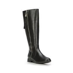 Buty damskie, czarny, 87-D-202-1-38, Zdjęcie 1