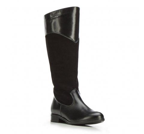 Buty damskie, czarny, 87-D-204-1-35, Zdjęcie 1