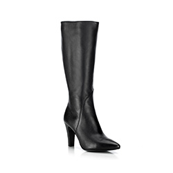 Buty damskie, czarny, 87-D-206-1-38, Zdjęcie 1