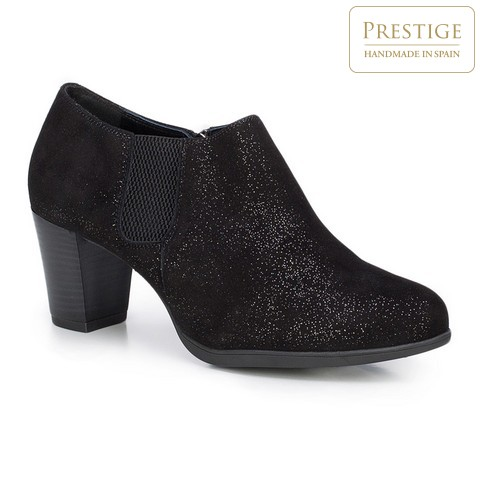 Buty damskie, czarny, 87-D-305-2-40, Zdjęcie 1