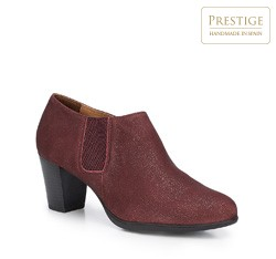 Women's shoes, burgundy, 87-D-305-2-38, Photo 1