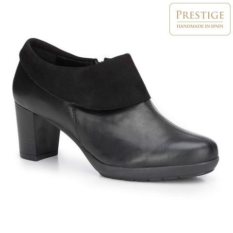 Buty damskie, czarny, 87-D-306-1-35, Zdjęcie 1