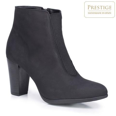 Buty damskie, czarny, 87-D-309-1-35, Zdjęcie 1