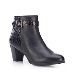 Buty damskie, czarny, 87-D-310-1-35, Zdjęcie 1