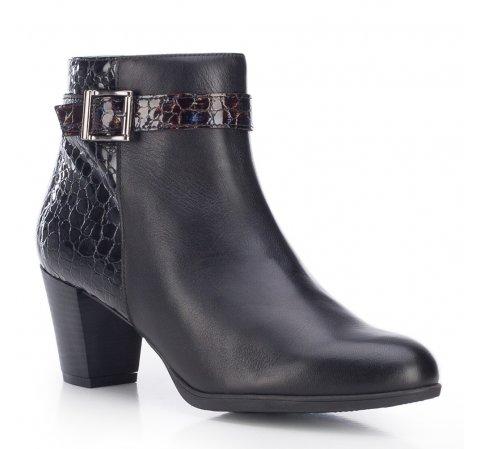 Buty damskie, czarny, 87-D-310-1-37, Zdjęcie 1