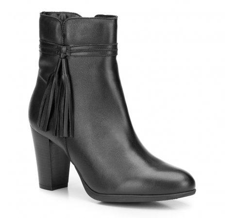 Buty damskie, czarny, 87-D-311-1-35, Zdjęcie 1
