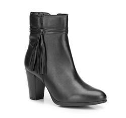 Buty damskie, czarny, 87-D-311-1-37, Zdjęcie 1