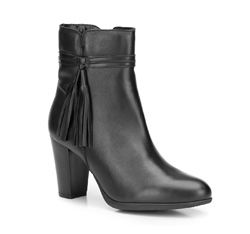 Buty damskie, czarny, 87-D-311-1-40, Zdjęcie 1