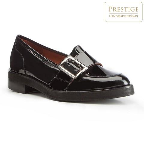 Buty damskie, czarny, 87-D-451-1-35, Zdjęcie 1