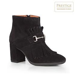 Buty damskie, czarny, 87-D-458-1-38, Zdjęcie 1