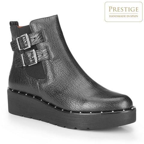Buty damskie, czarny, 87-D-461-1-35, Zdjęcie 1