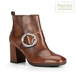 Buty damskie, brązowy, 87-D-462-5-37, Zdjęcie 1