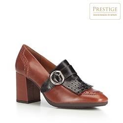 Buty damskie, Brązowy, 87-D-464-5-40, Zdjęcie 1