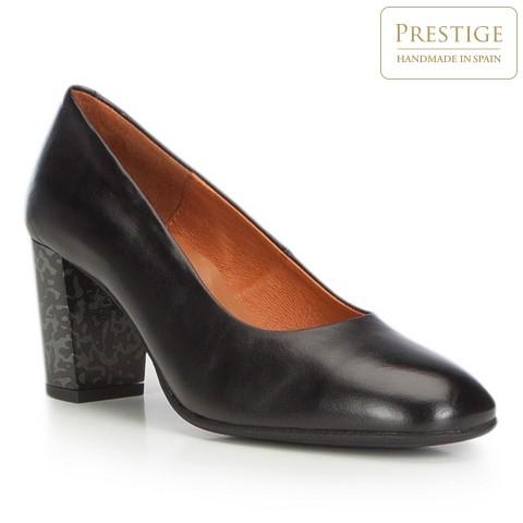 Buty damskie, czarny, 87-D-465-1-40, Zdjęcie 1