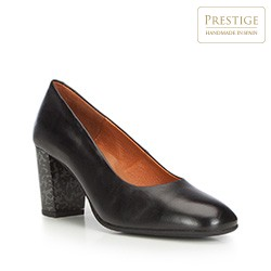 Buty damskie, czarny, 87-D-465-1-38, Zdjęcie 1