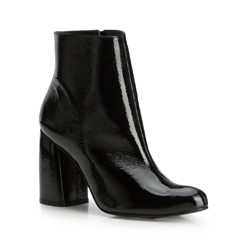 Buty damskie, czarny, 87-D-750-1-39, Zdjęcie 1