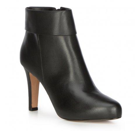 Buty damskie, czarny, 87-D-751-1-35, Zdjęcie 1