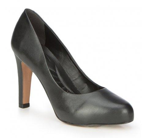 Buty damskie, czarny, 87-D-753-1-35, Zdjęcie 1