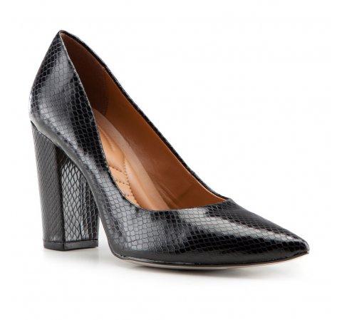 Buty damskie, czarny, 87-D-754-1-39, Zdjęcie 1