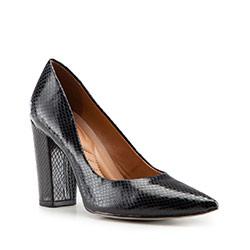 Buty damskie, czarny, 87-D-754-1-40, Zdjęcie 1