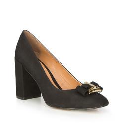 Buty damskie, czarny, 87-D-755-1-39, Zdjęcie 1