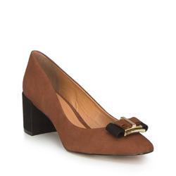 Buty damskie, Brązowy, 87-D-755-5-38, Zdjęcie 1