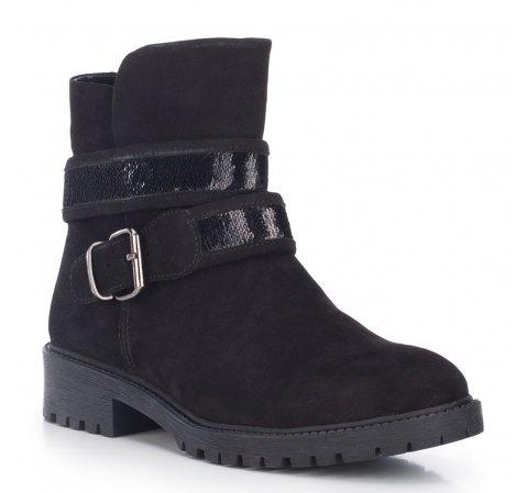 Buty damskie, czarny, 87-D-852-1-35, Zdjęcie 1