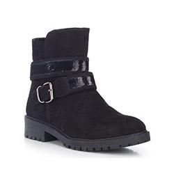 Buty damskie, czarny, 87-D-852-1-37, Zdjęcie 1