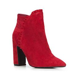 Buty damskie, czerwony, 87-D-904-3-40, Zdjęcie 1