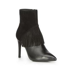 Buty damskie, czarny, 87-D-909-1-35, Zdjęcie 1