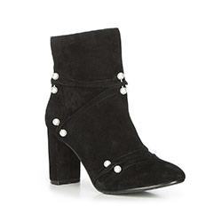 Buty damskie, czarny, 87-D-910-1-40, Zdjęcie 1