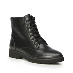 Buty damskie, czarny, 87-D-912-1-41, Zdjęcie 1