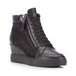Buty damskie, czarny, 87-D-914-1-38, Zdjęcie 1