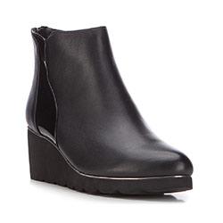 Buty damskie, czarny, 87-D-915-1-35, Zdjęcie 1
