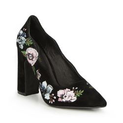 Buty damskie, czarny, 87-D-924-1-36, Zdjęcie 1