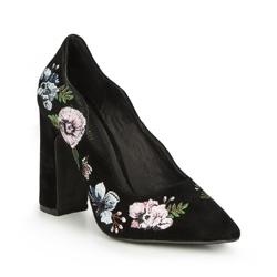 Buty damskie, czarny, 87-D-924-1-40, Zdjęcie 1