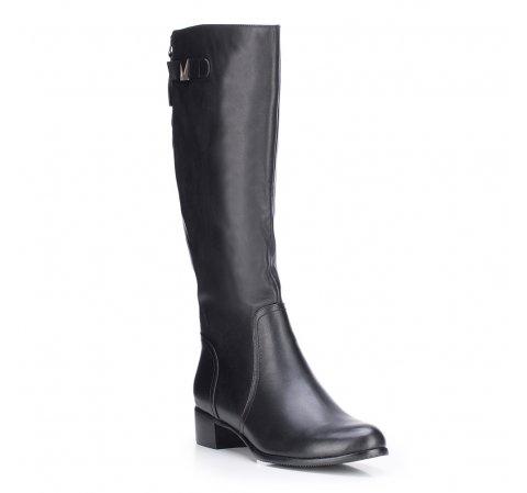 Buty damskie, czarny, 87-D-953-1-35, Zdjęcie 1
