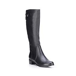 Buty damskie, czarny, 87-D-953-1-37, Zdjęcie 1