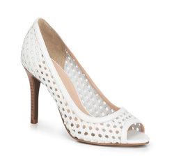 Buty damskie, biały, 88-D-251-0-35, Zdjęcie 1