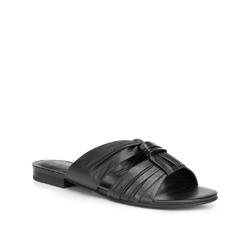 Buty damskie, czarny, 88-D-257-1-38, Zdjęcie 1