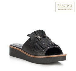 Buty damskie, czarny, 88-D-452-1-40, Zdjęcie 1