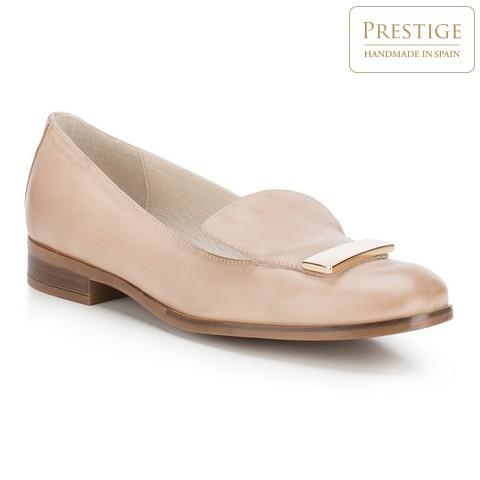 Buty damskie, jasny beż, 88-D-459-7-36, Zdjęcie 1